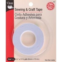 """.25""""X11.3Yd - Sewing & Craft Tape"""