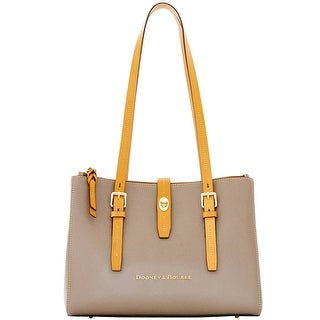 Dooney & Bourke Claremont Miller Shopper (Introduced by Dooney & Bourke at $288 in Sep 2015) - Taupe