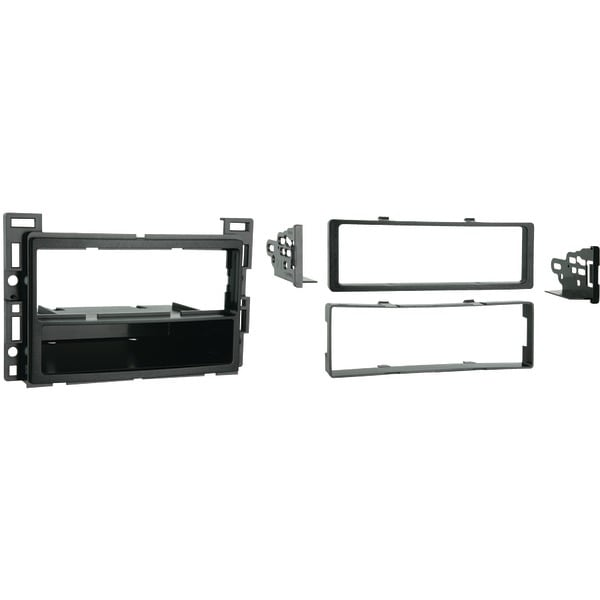 Metra 99-3302 2005 & Up Gm(R)/2009 & Up Pontiac(R)/2006-2009 Saturn(R) Single-Din Installation Multi Kit