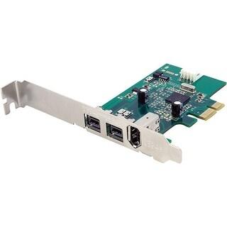 Startech Pex1394b3 3 Port 2B 1A 1394 Pci Express Firewire Card Adapter