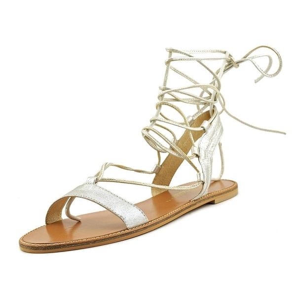 Chinese Laundry Kristin Cavallari Belle Silver Sandals