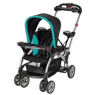 Baby Trend Sit N Stand Ultra STROLLER, Folding Unisex BABY STROLLER, Tropic