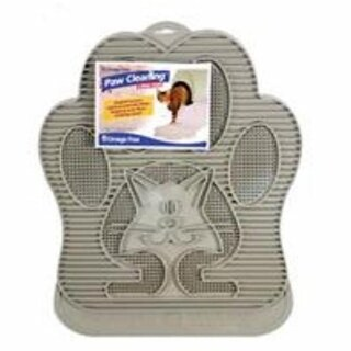 Omega Paw 021004 Omega Paw Cleaning Litter Mat - Beige