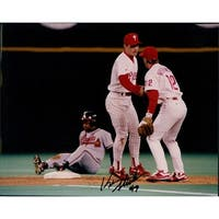 Signed Stocker Kevin Philadelphia Phillies 8x10 Photo autographed