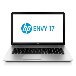 "HP ENVY 17-j181nr 17.3"" Laptop Intel i7-4700MQ 2.4GHz 8GB 1TB Windows 10"