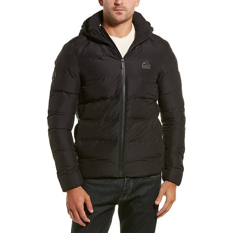 Superdry Echo Quilted Puffer Coat