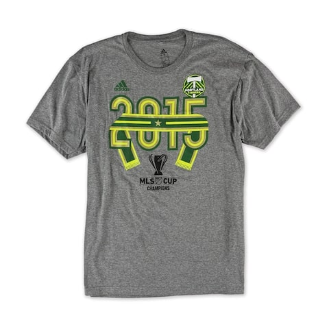 Adidas Womens 2015 Mls Cup Champion Graphic T-Shirt