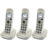 Clarity D704HS DECT 6.0  Caller ID Extra Amplified Handset Charger New 3 pack
