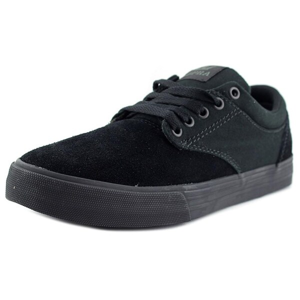 Supra Chino Men Black/Black-Black Sneakers Shoes