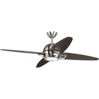 """Link to Soar Collection 54"""" 4 Blade Fan w  LED Light - 9.750"""" x 24.500"""" x 15.120"""" Similar Items in Ceiling Fans"""