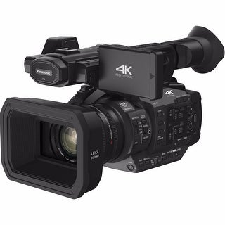 Panasonic HC-X1 4K Ultra HD Professional Camcorder International Model