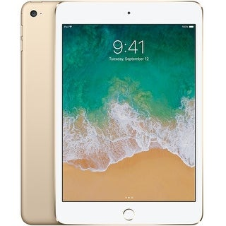 "Apple Ipad Mini 4 with Wi-Fi 7.9"" Retina Display - 128GB - All Colors Available"