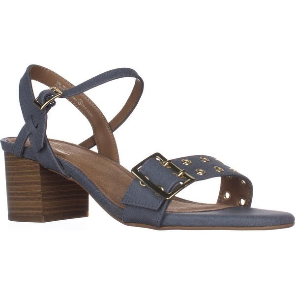 Aerosoles Mid Town Dress Sandals, Blue - 10 us