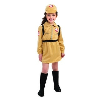Ghostbusters Girl Costume Dress