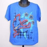 Silly Bandz Graphic Tee Youth Xl Xlarge Size 18 T-Shirt 67Ia