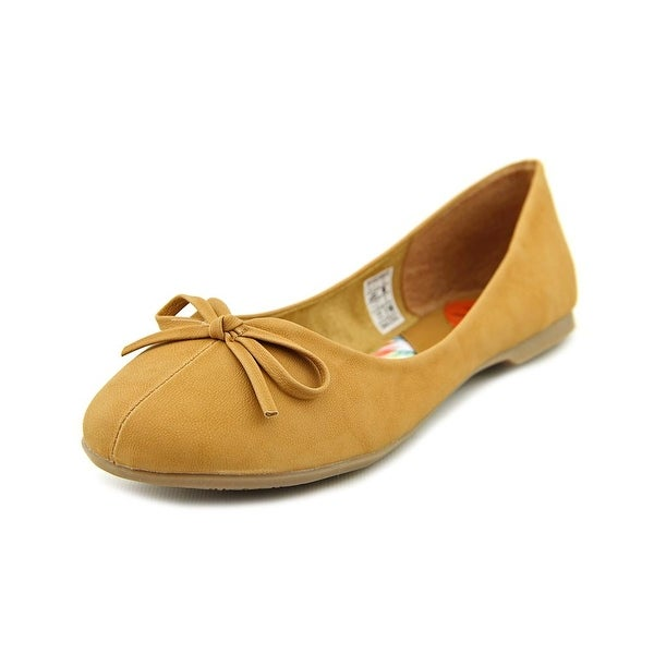 Rocket Dog Treasure Round Toe Synthetic Flats
