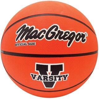 Macgregor 40-96170BX Regent Sports Basketball, Orange, Size 7
