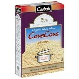 Casbah B06123 Casbah Whole Wheat Couscousoriginal -12x10oz