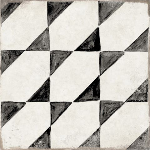 "Tramonti 8"" x 8"" Porcelain Patterned Wall & Floor Tile (Set of 29)"