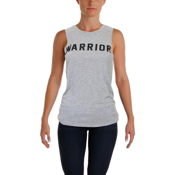 Shop Spiritual Gangster Womens Warrior Tank Top Graphic Heathered - Free  Shipping On Orders Over  45 - Overstock - 23806553 4158d7b1cd