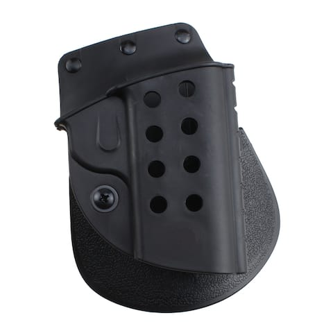 Image Quick Tactical Right Hand Holster Magazine Pouch for Colt 1911 Black