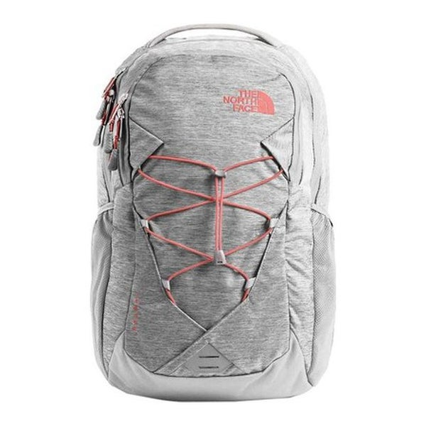 a11e5f2cc The North Face Women's Jester Backpack Tin Grey Dark Heather/Spiced