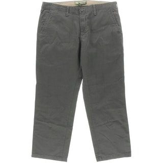 Lee Mens Straight Fit Utility Chino Pants - 36/29