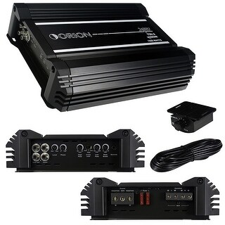 Orion XTR 2 Ch. Amplifier 3000 Watts Max