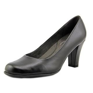 Aerosoles Major Role Women  Round Toe Leather  Heels