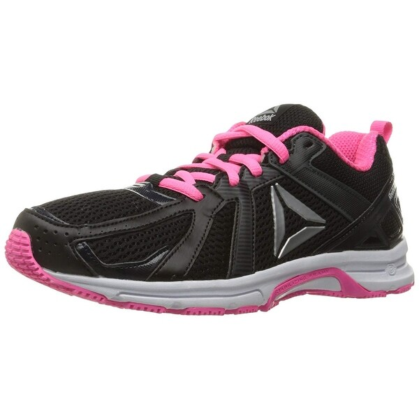 82453682c624 Shop Reebok Womens runner 2.0 mt Fabric Low Top Lace Up Running ...