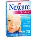 Nexcare Opticlude Orthoptic Eye Patches Junior 20 Each - Thumbnail 0