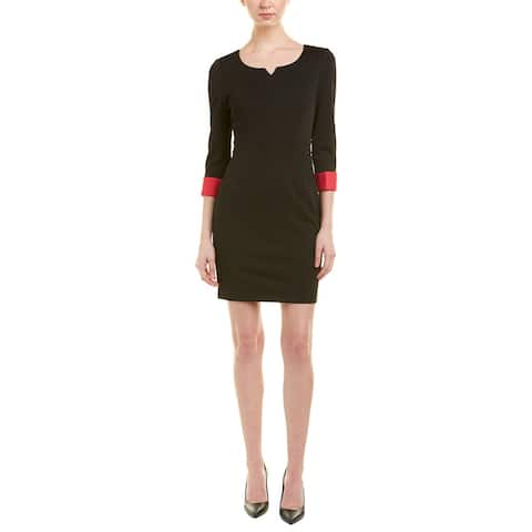 Wyky Sheath Dress