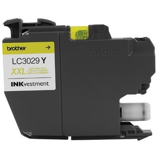 Brother Ink Cartridge - Yellow LC3029Y Ink Cartridge - Yellow
