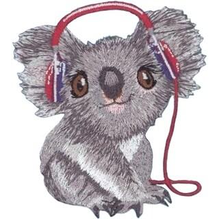 "C&D Visionary Patch-Koala 2.75""X3.25"""