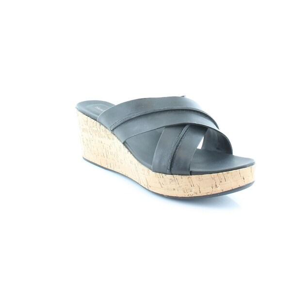Hush Puppies Belinda Durante Women's Sandals & Flip Flops Black