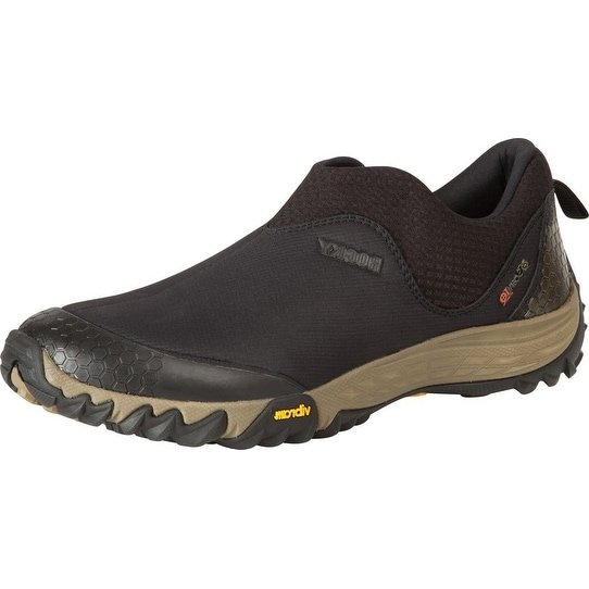 Rocky Outdoor Shoes Mens SilentHunter Oxford Moc Light Black