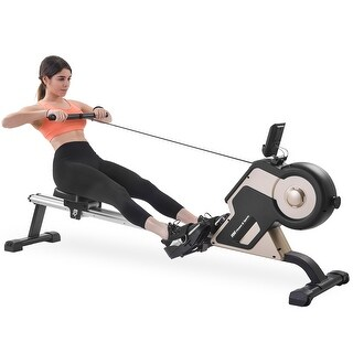 Link to Magnetic Rower Rowing Machine Similar Items in Cardio Equipment