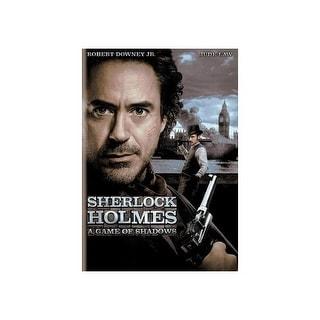 SHERLOCK HOLMES-GAME OF SHADOWS (DVD/UVDC/WS-16X9)