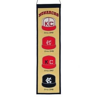 Kansas City Monarchs Heritage Banner