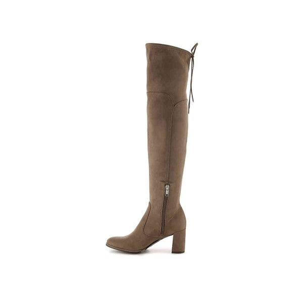 Marc Fisher Womens locket Closed Toe Knee High Fashion Boots