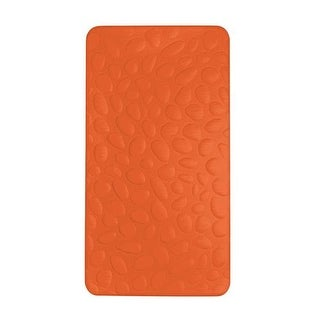 Nook Pebble Changing Pad in Orange