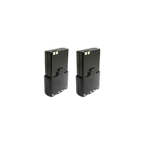 Battery for Kenwood PB34 (2-Pack) Replacement Battery
