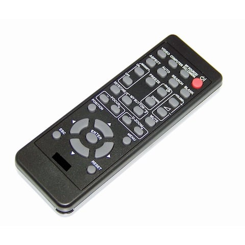NEW OEM Hitachi Remote Control Specifically For CPWX3541WN, CP-WX3541WN