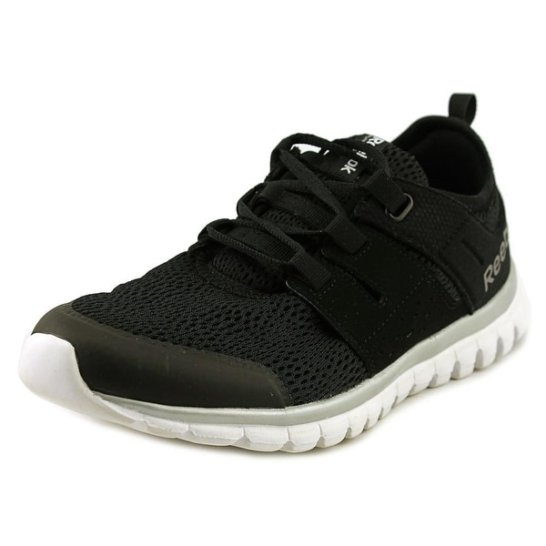 Reebok Sublite Authentic 2.0 Women Round Toe Synthetic Black Running Shoe