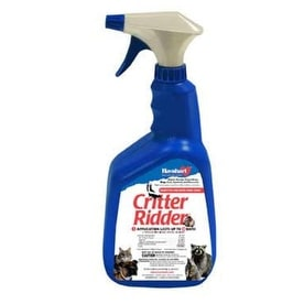 Critter Ridder 3145 Animal Repellent, 32 Ounce