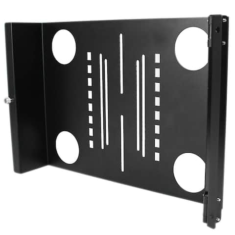 StarTech RKLCDBKT StarTech.com Universal Swivel VESA LCD Mounting Bracket for 19in Rack or Cabinet - For Flat Panel Display - 17