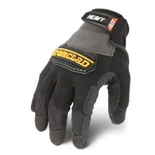 Ironclad HUG-04-L Heavy Utility Gloves, Large