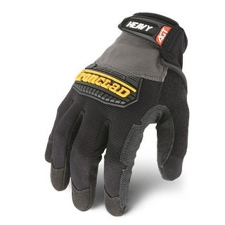 Ironclad HUG-04-L Heavy Utility Gloves, Large