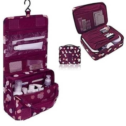 Carry Waterproof Travel Toiletry Bag