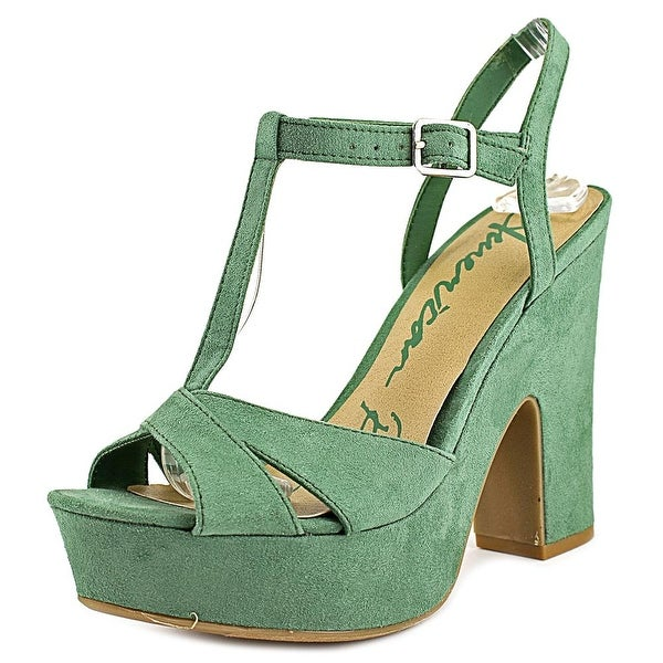 American Rag Jamie Women Open Toe Synthetic Platform Sandal